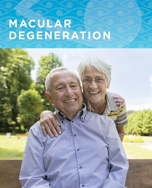 Auckland Eye Macular Degeneration Brochure
