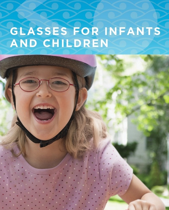 Auckland Eye Glasses for Infants and Children Brochure