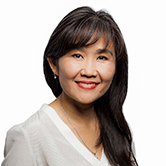 eye doctor Yvonne Ng