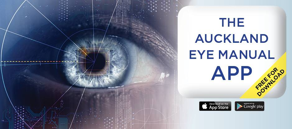 the auckland eye manual app